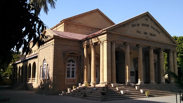 Khaliq Deena Hall and Library Karachi