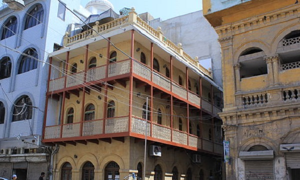 Wazir Mansion Karachi