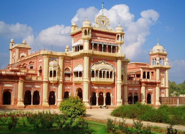 The Faiz Mahal (Faiz Palace) Khairpur, Pakistan