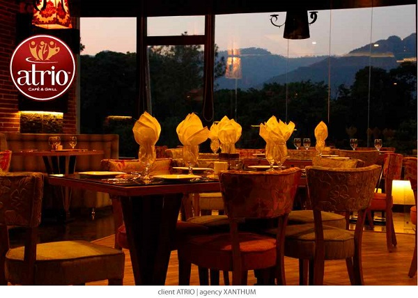 Atrio Cafe and Grill Rooftop Islamabad