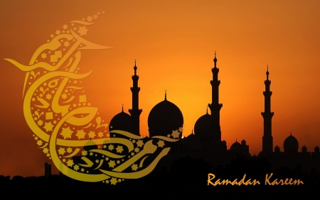 Beautiful Ramadan Kareem Wallpaper