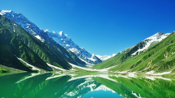 Lake saif ul maluk Pakistan Wallpaper