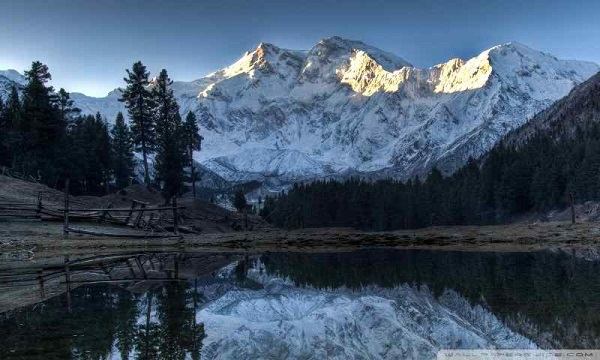 Peaks in Himalaya Pakistan Nature wallpaper