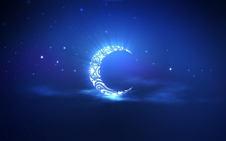 Ramadan Crescent Wallpaper