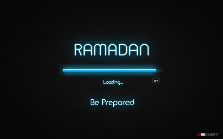 Ramadan Loading Be Prepared Wallpaper
