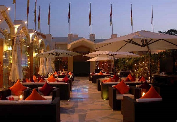 Terrace Cafe Marriott Hotel Islamabad