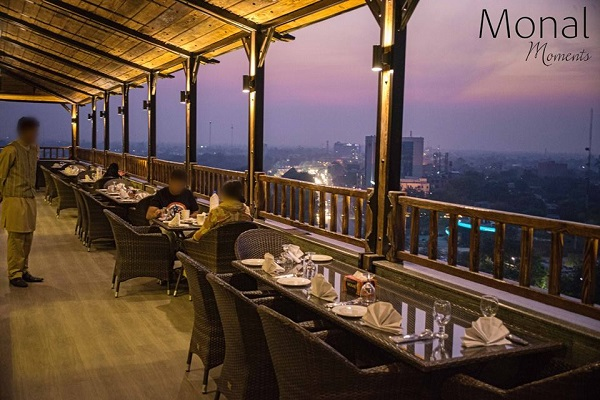The Monal Rooftop Lahore