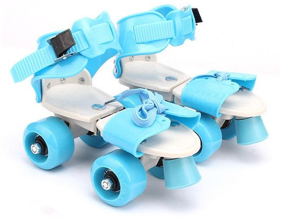 Blue Roller Skates for Boys - Buy Online Pakistan