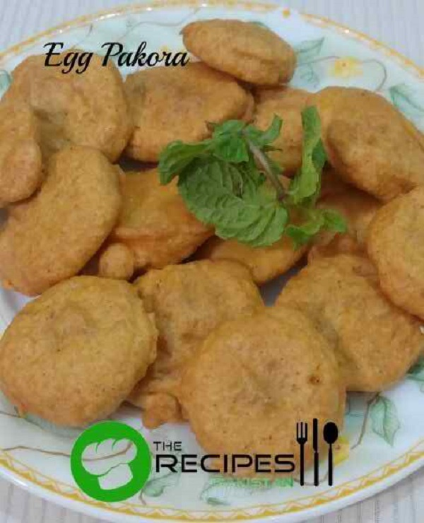 Egg Pakora recipe ramadan