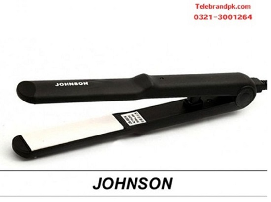 Johnson Professional Hair Straightener - Buy online Pakistan