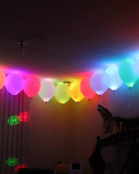 LED Balloons (pack of 12) - Buy online Pakistan