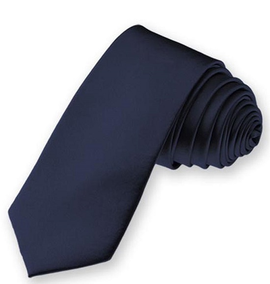 Naya Rung Twilight Navy Tie For Man