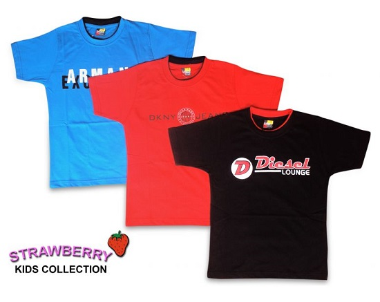 Pack Of 3 Boys T Shirts - Buy Online Pakistan