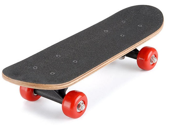 Skateboard for Starters - Large - Multicolor - Buy Online Pakistan