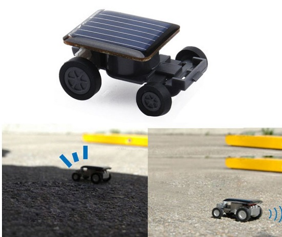 Solar Power Toy Car Racer - Buy Online Pakistan