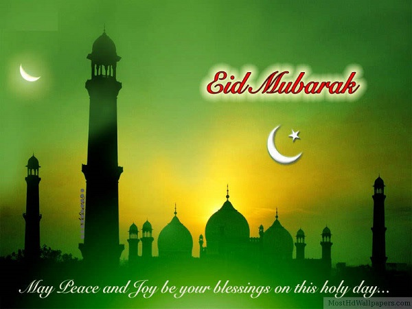 Top Eid ul Fitr Wishes