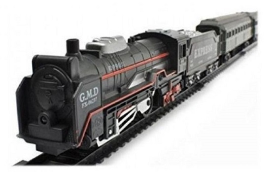 Toy Galaxy 19026A - Battery Operated Train Toy - Black - Buy Online Pakistan