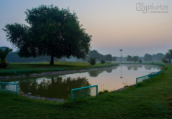 Model Town Park, Lahore, Pakistan