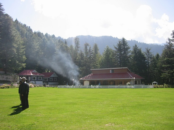 Pine Park Resort, Shogran, Pakistan