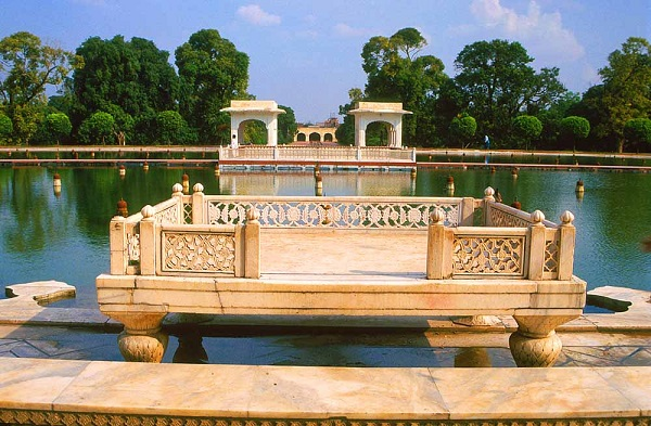 The Shalimar Gardens, Lahore, Pakistan