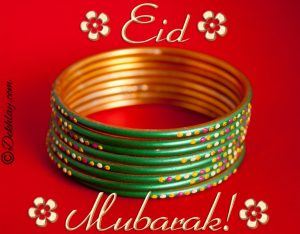 Bangles Happy Eid Mubarak Picture Wallpaper