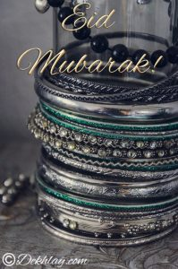 Eid Bangles Happy Eid Mubarak Picture Wallpaper