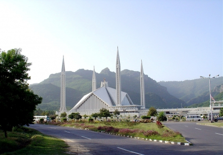 Faisal Moque Islamabad Pakistan Wallpaper