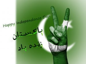 Green Pakistan flag, Pakistan Independence Day HD Wallpaper 2017