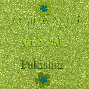 Jashan e Azadi Mubarak Pakistan HD Wallpaper