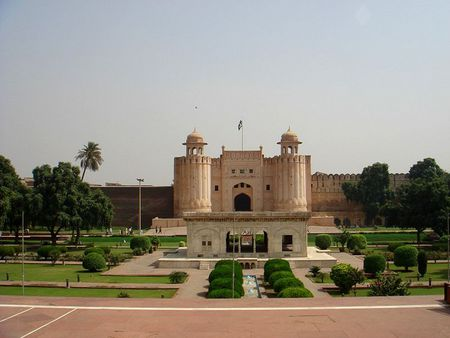 Lahore Fort / Shahi Qila Pakistan Wallpaper