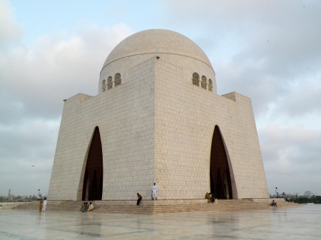 Mazar-e-Quaid Karachi Pakistan Wallpaper