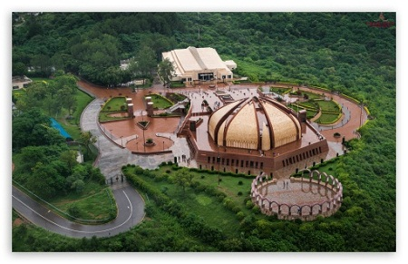 Monument Museum Islamabad Pakistan Wallpaper