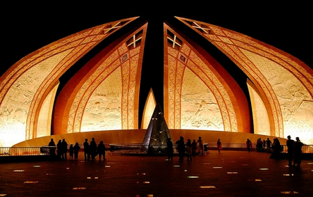 Pakistan Monument Islamabad Wallpaper