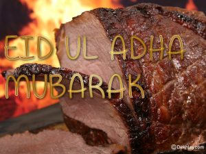 Eid ul Azha BBQ Rosted Beef Picture