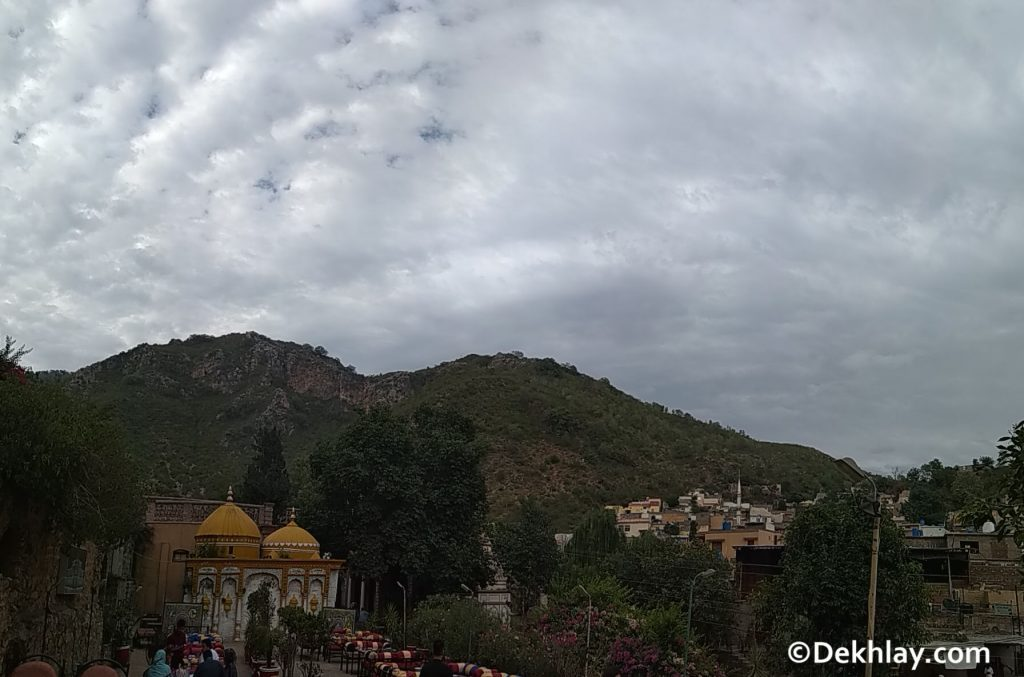 Saidpur village Islamabad surrounded by Margalla Hills